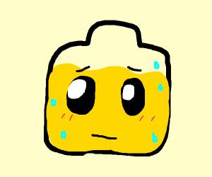 Nervous jar of honey