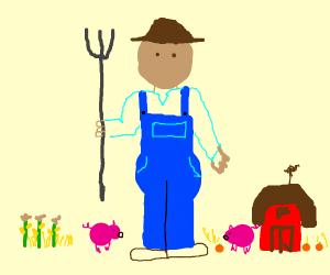 Giant Farmer