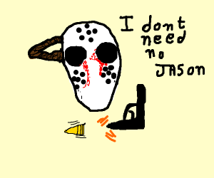 Strong independent mask that don't need Jason