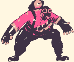 Pyro from TF2