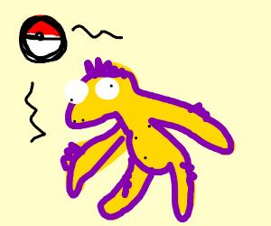 new Dragon/Electric type pokemon