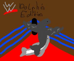 WWE: Dolphin Edition