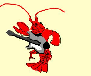 Rock Lobstar