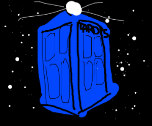 The Tardis (Dr.Who)