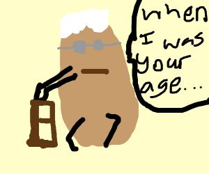 potato grandma