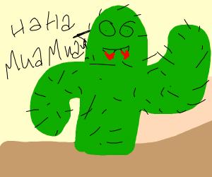 Cactus vampire