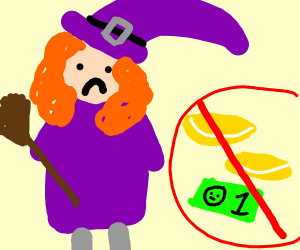 Poor Witch