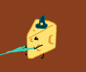 The Almighty Cheese Wizard