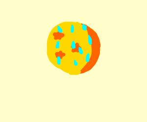 Sweaty Dragon ball