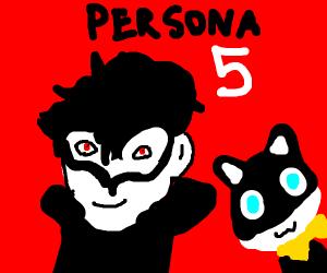 Joker from persona