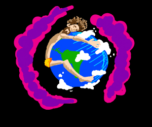 Earth by Lil' Dicky - Drawception