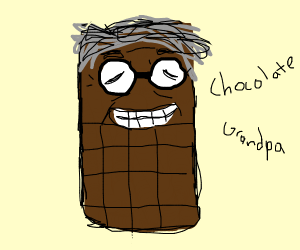 Chocolate Grandfather