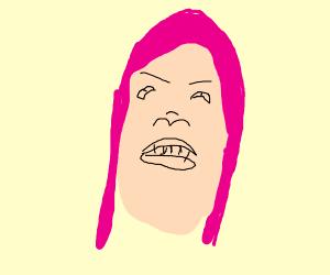 pink guy