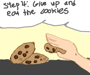 Step 3: Hide the cookies from yourself