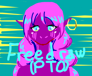 Free Draw(Bizarre) PIO