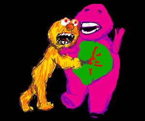 yelmo kills barney