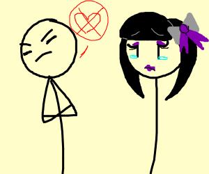 I do not love goth girls.