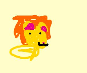Lion king Timon