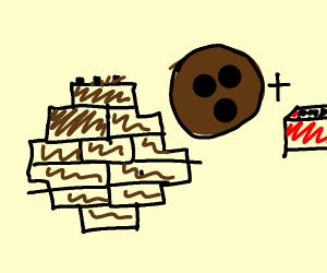 Lego Coconut