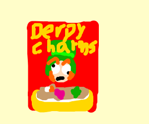 Derpy charms