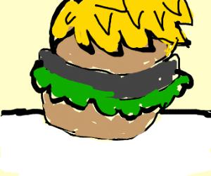 Hairy Hamburger