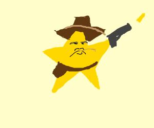 sherrif star