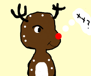 rudolph the homie with cromies