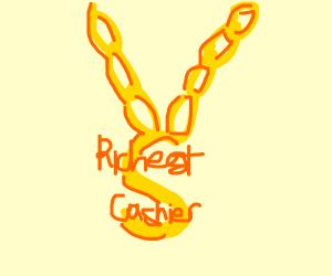 Necklace Cashier