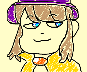 Smug Hat Kid