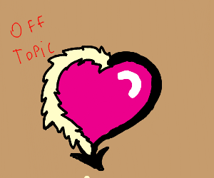 off topic heart