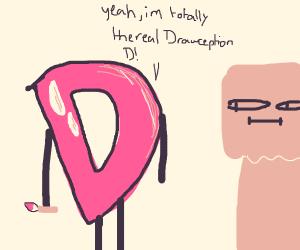 Fake Drawception D