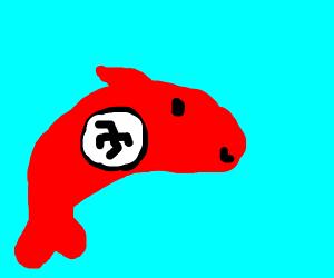 Nazi dolphin