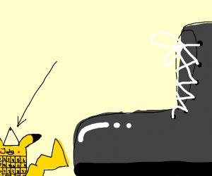 smallest Pikachu calendar