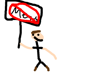 protest against memes