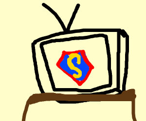 superman on TV