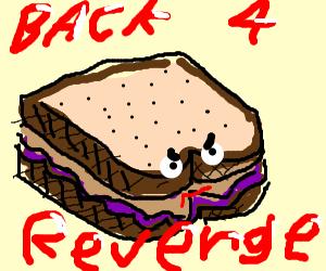 pb and j back 4 revenge