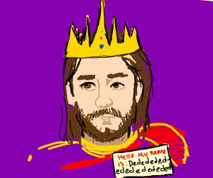 King dededededededededededededededed
