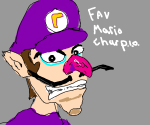 Fave mario charecter (pass it on)