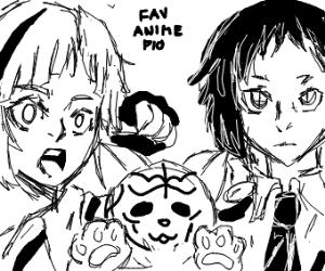 Fav Anime PIO