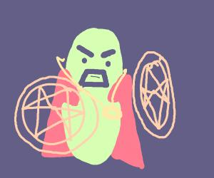 doctor strange (benedict cucumber)