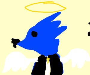 Sonic Is Now Christian