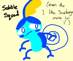 Sobble Squad