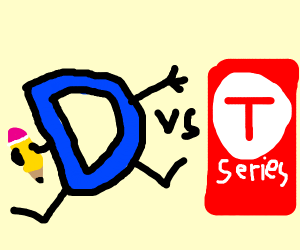 Drawception V T-Series