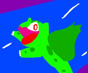 """i choose you bulbasaur"""