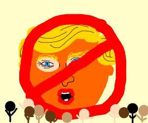 People say no to Prez.