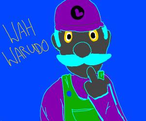 Luigi can stop time?