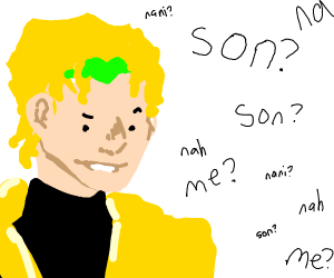 Confused dio