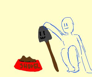 Pet Shovel