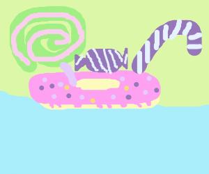 Candy Island!