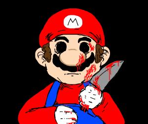 Murderer mario